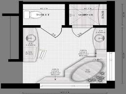 best master bathroom floor plans 19 best master bathroom layouts images on pinterest bathrooms
