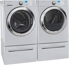 frigidaire fffs5115pa 27 inch front load washer with ready steam
