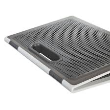 Laptop Cooling Desk by Laptop Lapdesk With Storage Awe62us Silver Cooling Targus