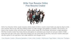 Resume Online Creator by Top 16 Best Online Resume Making Websites