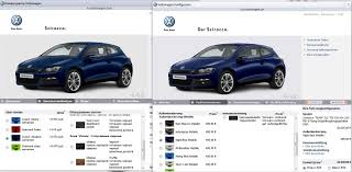 scirocco central u2022 view topic colour changes