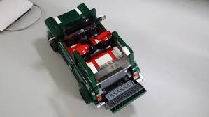 mini cooper lego mini cooper mod special lego themes eurobricks forums