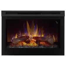 dimplex 25 in electric firebox fireplace insert dfr2551l the
