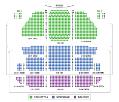 st james theatre large broadway seating charts broadwayworld com