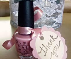nail baby shower favors smashing lace label bridal shower favor sugar scrub baby shower