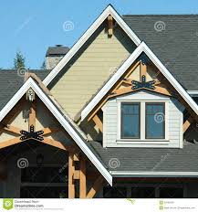 home exterior roof details royalty free stock images image 30165049