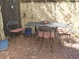 Salterini Patio Furniture Estate Tag Sale Inside Private Home In Los Angeles Ca Starts On