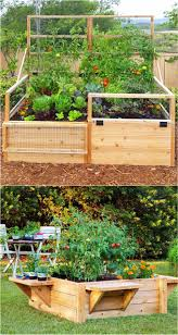 28 amazing diy raised bed gardens a piece of rainbow