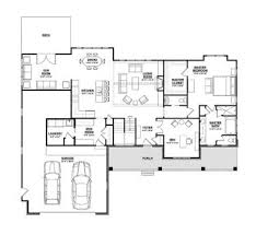 Ranch Walkout Basement House Plans by 197 Best House Plans Images On Pinterest Dream House Plans