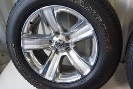 dodge ram 1500 wheels and tires dodge ram 1500 20 inch wheels tires package oem factory