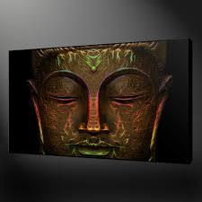 buddha canvas wall art uk buddha canvas ebay with large canvas bronze buddha quality canvas print picture wall art
