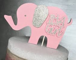 elephant centerpieces for baby shower baby elephant baby shower decorations for girl or 1st