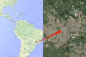 Puerto Rico Google Maps by The American Confederacy Is Still Alive In A Small Brazilian City