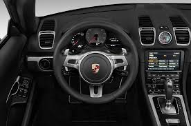 porsche boxster 2016 interior 2016 porsche boxster steering wheel interior photo automotive com