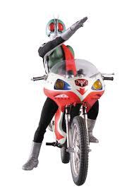 motocross action figures figure doll medicom toy rah dx masked kamen rider new no 1