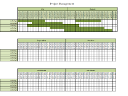 project management with excel templates excel templates for