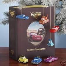 disney storybook ornament set story buzz