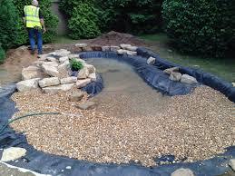 raised garden pond ideas home outdoor decoration