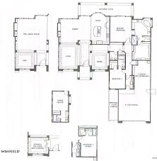 luxury home floor plans with photos winfield floor plans