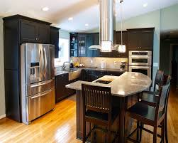 Kitchen Remodel Ideas Before And After Split Level Kitchen Remodel Before And After Kitchens Design