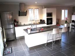 cuisine blanc laqué cuisine blanc laqu avec ilot photos de design dintrieur et brillant