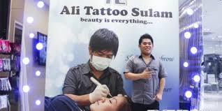 ali tattoo sulam mangga dua square bisnis sulam alis kian laris manis dream co id