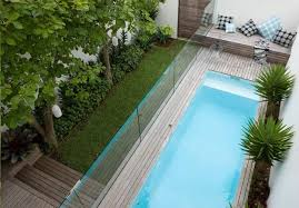 Backyard With Pool Landscaping Ideas 2 Small Backyard Ideas Designing Chic Outdoor Spaces With Swimming