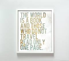 Travel Decor by 6 Travel Themed Prints For The Nursery Child Mode