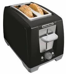 Hamilton Beach Digital 4 Slice Toaster Bodum 10709 464us Bistro 2 Slice Toaster With Bagel And Bun Warmer