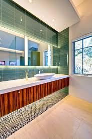 Backlit Mirror Bathroom by Backlit Mirror Designs For The Modern Bathroom