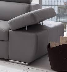polyuréthane canapé canapé d angle design en pu gris clair marocco canapé d angle cuir