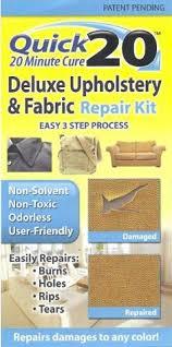 Leather Sofa Rip Repair Kit Leather Furniture Repair Kit Tear Mender Patches Refinish Car Sofa