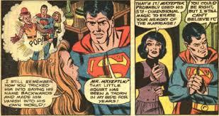 superman wedding album superman 218 superman s forgotten family babblings about dc