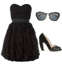 robe noir pour un mariage 41 robes de cocktail pour briller en soirée robe dress codes
