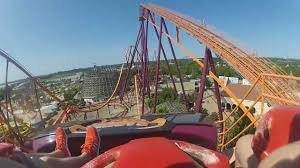 Six Flag Illinois Raging Bull Six Flags Great America Gopro Pov Youtube