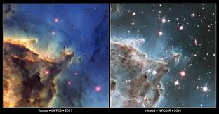 nasa space pictures webb vs hubble telescope webb nasa