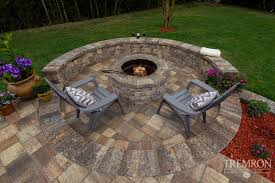 stone texture exterior design terrific tremron pavers for your