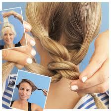 Hochsteckfrisuren Mittellange Haare Einfach by Haare Stylen Trendfrisuren Zum Nachmachen Für Kurze Lange