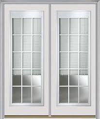 Doors With Internal Blinds Exterior Door Options Monk U0027s Home Improvements