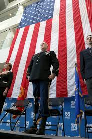 Flag Ceremony Meaning Battle Scarred But Never Beaten Slideshow Lowell Sun Online