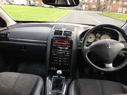 2010 peugeot for sale uber ready pco minicab for sale 2010 peugeot 407 2 0 hdi sport low