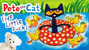 pete the cat five ducks by dean children s book