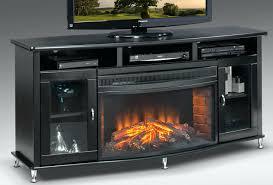 dimplex black corner electric fireplace small entertainment center