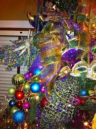 mardi gras tree decorations mardi gras christmas tree trendy tree decor