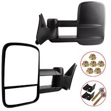 amazon com yitamotor tow mirrors for 88 98 chevy gmc c k tahoe