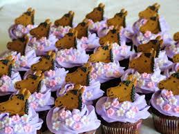 Kentucky Derby Flowers - kentucky derby horse racing cupcakes royal icing horses fondant