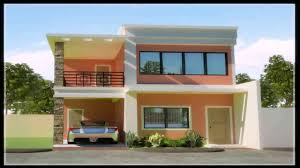 7 2 story house floor plans philippines storey house plans modern