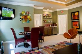 Decorating Ideas For Small Game Room Bedroom And Living Room - Family game room decorating ideas