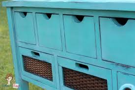 custom caribbean blue chalk paint buffet atta says