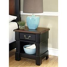 cherry finish nightstands u0026 bedside tables shop the best deals